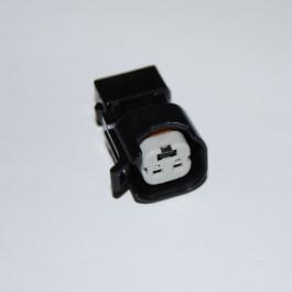2-pin EV6/EV14/USCAR to 2-pin Junior mini timer connector adapter