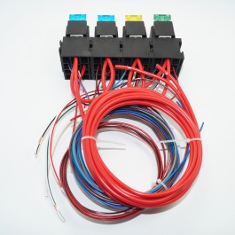 Relay bundle for Emerald ECU Generic or Flying lead looms