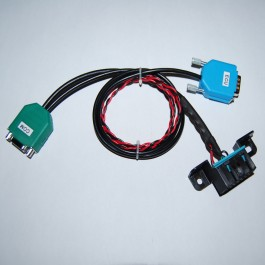 Emerald OBD/serial breakout loom