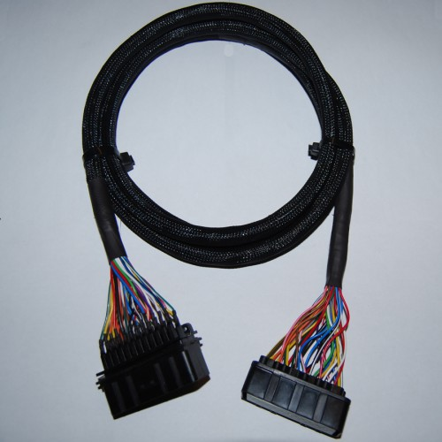 emerald wiring harness loom extension