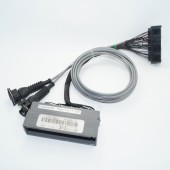 Emerald K6 ECU Plug & Play adapter - Ford 1.6/1.7 VVT