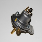 FSE Adjustable fuel pressure regulator - 8mm push on fittings