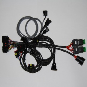 Full Emerald aftermarket standalone ECU loom (harness) for Duratec engines on Caterham cars