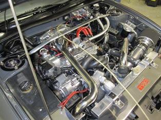 4 cyl Toyota Celica Turbo 4x4