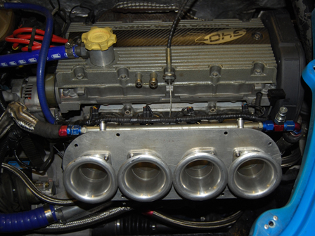 Lotus 340R no air box