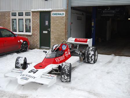 Frozen F5000