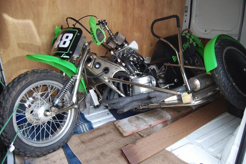 Big Bang Yamaha R1 engine