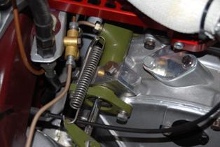 VW Golf Slave cylinder