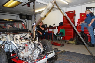 Dyno specific exhaust!