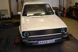 VW Golf Mk1...