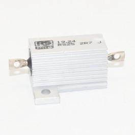 Ballast resistor 2.7 Ohm