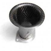 Jenvey Carbon Air Horns 45-90mm