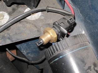 Typical air temp sensor