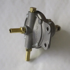 Example fuel pressure regulator