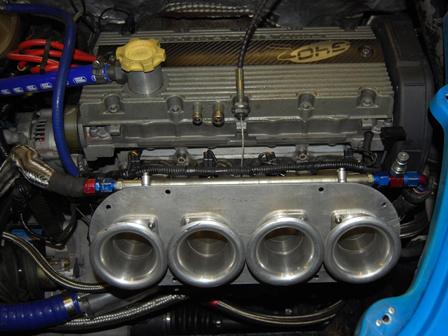 Lotus 340R no air box