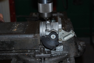 Required a little machining...