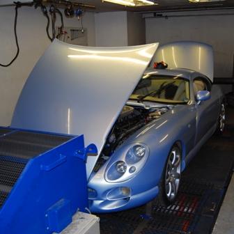 Makes a fast car faster still!