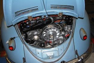 ...with big cc engine...