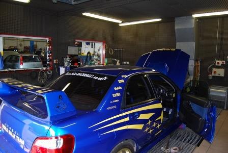 Subaru tuning...